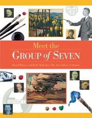 Cover of: Meet the Group of Seven (Snapshots: Images of People and Places in History)