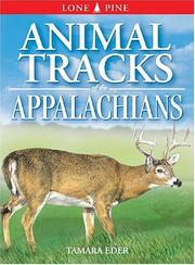 Cover of: Animal Tracks of the Appalachians (Animal Tracks Guides)
