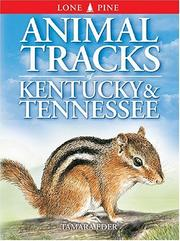 Cover of: Animal Tracks of Kentucky & Tennessee (Animal Tracks Guides)