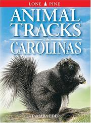 Cover of: Animal Tracks of the Carolinas (Animal Tracks Guides)