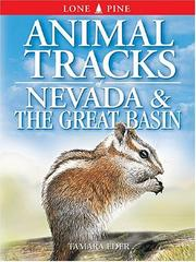 Cover of: Animal Tracks of Nevada and the Great Basin (Animal Tracks Guides)