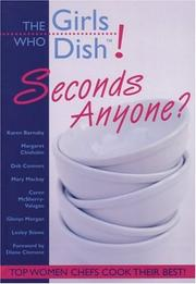 Cover of: Girls Who Dish! Seconds Anyone?