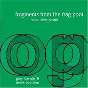 Cover of: Frogments from the Frag Pool