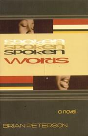 Cover of: Spoken Words