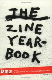 Cover of: The Zine Yearbook, Volume 8