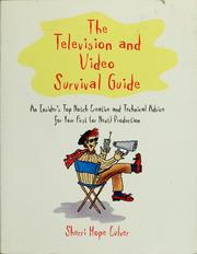 Cover of: The Television and Video Survival Guide