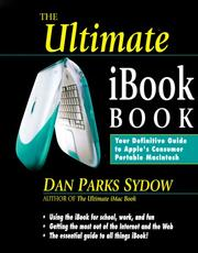Cover of: The Ultimate iBook Book