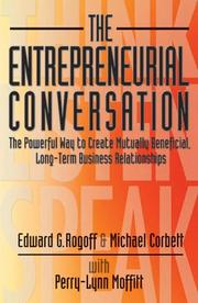 Cover of: The Entrepreneurial Conversation