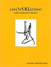 Cover of: Conversations with Nathaniel Mackey
