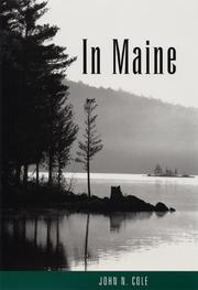 Cover of: In Maine
