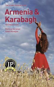 Cover of: Armenia & Karabagh (The Stone Garden Guide)