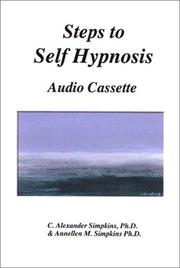Cover of: Steps to Self Hypnosis