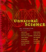 Cover of: Unnatural Science