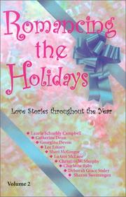 Cover of: Romancing the Holidays Volume Two (Romancing the Holidays)