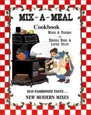 Cover of: Mix-A-Meal Cookbook