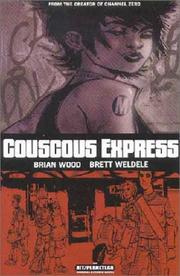 Cover of: Couscous Express