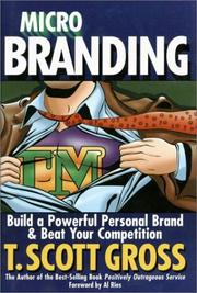 Cover of: Microbranding