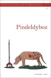 Cover of: Pindeldyboz