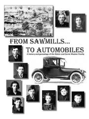 Cover of: From Sawmills to Automobiles
