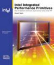Cover of: Intel Integrated Performance Primitives