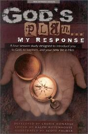Cover of: God's Plan... My Response