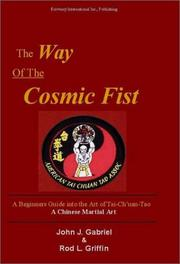 Cover of: The Way of the Cosmic Fist