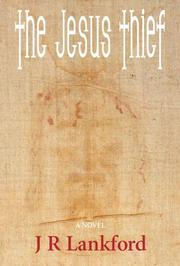 Cover of: The Jesus thief