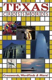Cover of: Texas Crosswords
