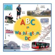 Cover of: ABC in Washington, DC (All 'bout Cities)