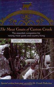 Cover of: The Meat Goats of Caston Creek