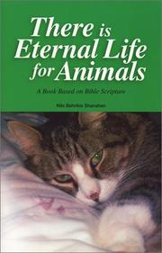 Cover of: There is eternal life for animals