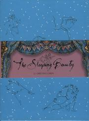 Cover of: The Sleeping Beauty (Greeting Cards)