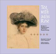 Cover of: Tea with Miss Rose