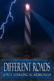 Cover of: DIFFERENT ROADS (Large Print)