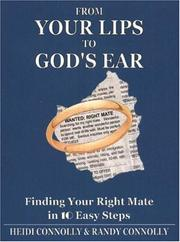 Cover of: From Your Lips to God's Ear