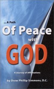 Cover of: A Path of Peace with God