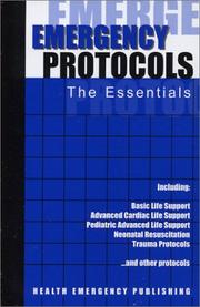 Cover of: Emergency Protocols