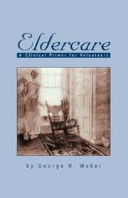 Cover of: Eldercare