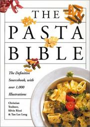 Cover of: The Pasta Bible