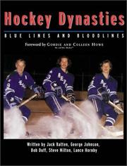 Cover of: Hockey Dynasties