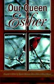 Cover of: Our Queen Esther