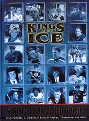 Cover of: Kings of the Ice