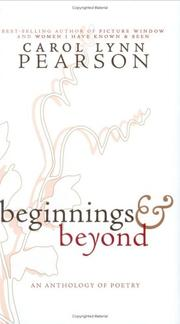 Cover of: Beginnings and Beyond