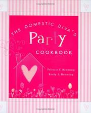 Cover of: The Domestic Diva's Party Cookbook