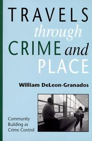 Cover of: Travels Through Crime And Place