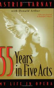 Cover of: 55 Years In Five Acts