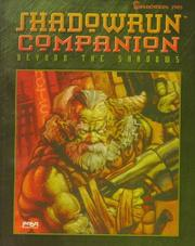 Cover of: Shadowrun Companion