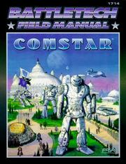 Cover of: Comstar (Fasa)