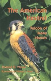 Cover of: The American Kestrel
