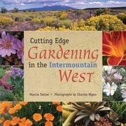 Cover of: Cutting Edge Gardening in the Intermountain West